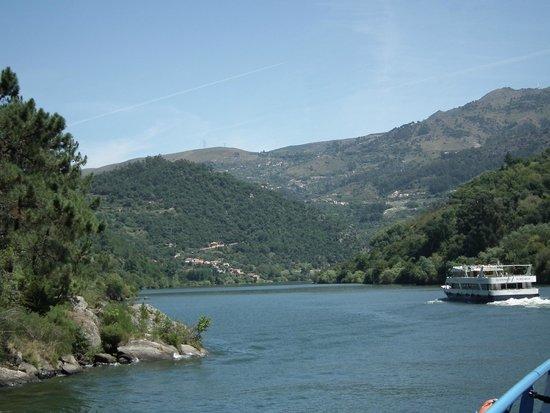 Rio Douro: vue sur les paysages