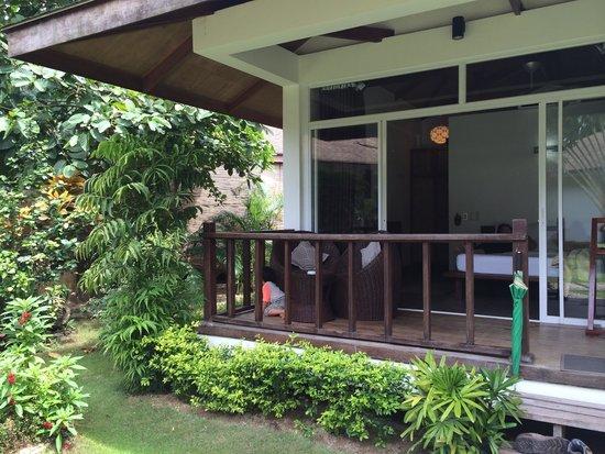 Cadlao Resort: Garden Villa.
