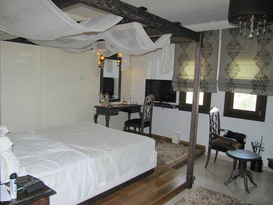 Stevalia Hotel & Spa: junior suite 103