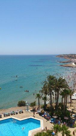 Servigroup La Zenia: playa derecha