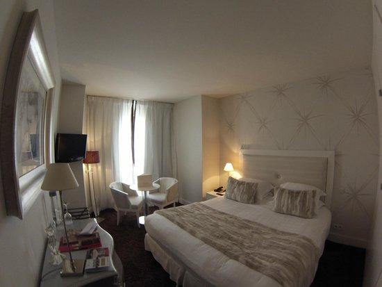Hotel Renoir: chambre classique double