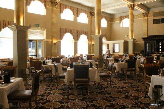 West Baden Springs Hotel: Sinclair's