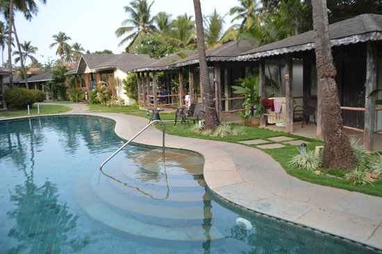 19 Belo Cabana: Pool Side rooms