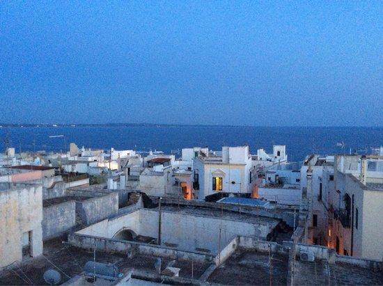 Dimora San Vincenzo: Panorama dall'appartamento terrazze