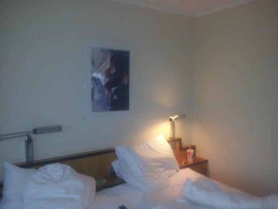 Swissotel Zurich: חדר