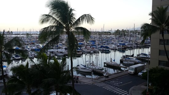 The Modern Honolulu: View from room - City View