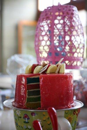 W Bali - Seminyak: Tea time!