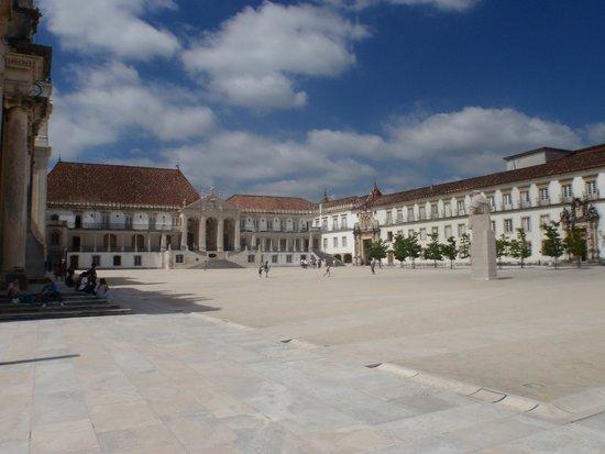 University of Coimbra : place vieille université