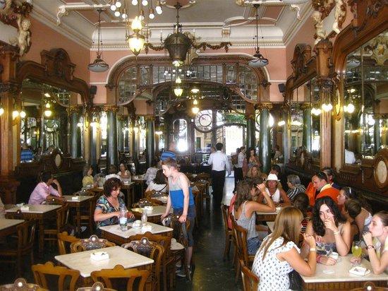 Cafe Majestic: Old yet modren