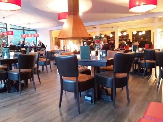 Hotel Winterberg: Grand Café