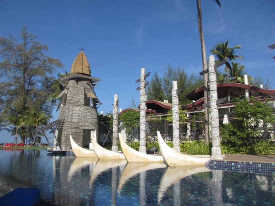 SENTIDO Graceland Khao Lak Resort & Spa: jardins de l'hôtel