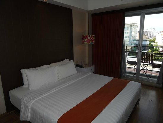 Manita Boutique Hotel: ベッド
