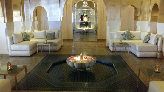 Sofitel Marrakech Lounge and Spa: Spa sofitel