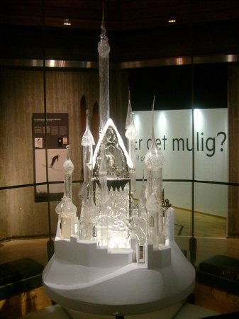 Holmenkollen Ski Museum and Ski Jump Tower: Museum