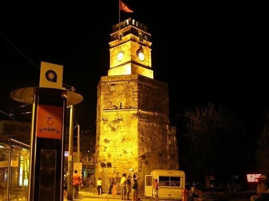 Antalya Saat Kulesi : Nice Tower