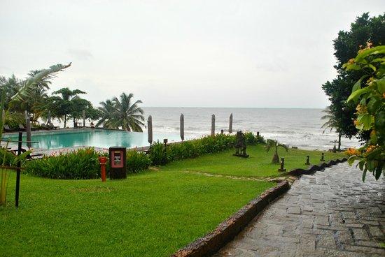 Chen Sea Resort & Spa Phu Quoc : Территория