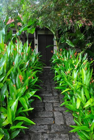 Chen Sea Resort & Spa Phu Quoc : Вход в виллу