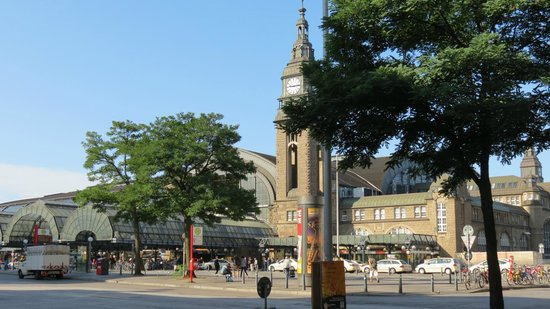 Novum Hotel Continental Hamburg Hauptbahnhof : Hauptbahnhof