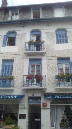 Hotel Restaurant Le Pavillon Bleu