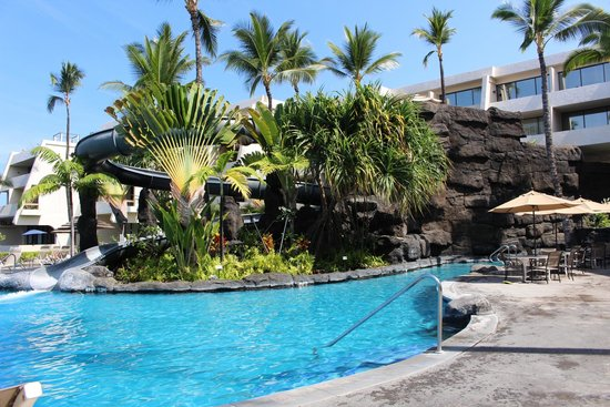 Sheraton Kona Resort & Spa at Keauhou Bay: Pool