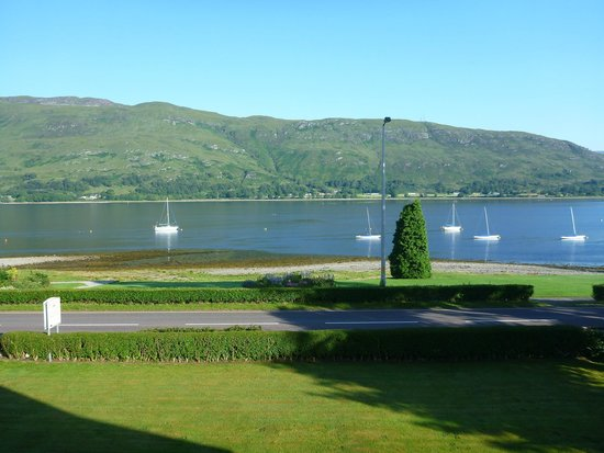 Buccleuch Guest House : View from the B&B