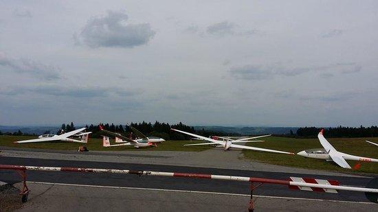 Wasserkuppe Gersfeld: Gliders' Passion