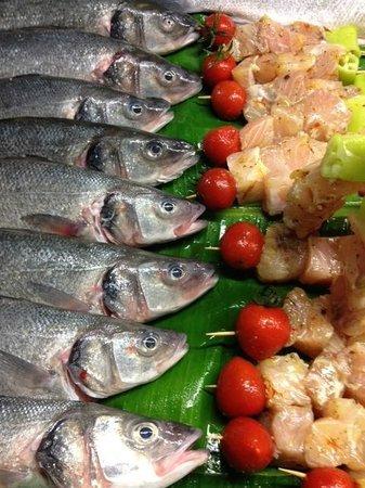 Club Med Palmiye : La cuisine