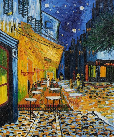 Le Café La Nuit : Le Cafe la Nuit