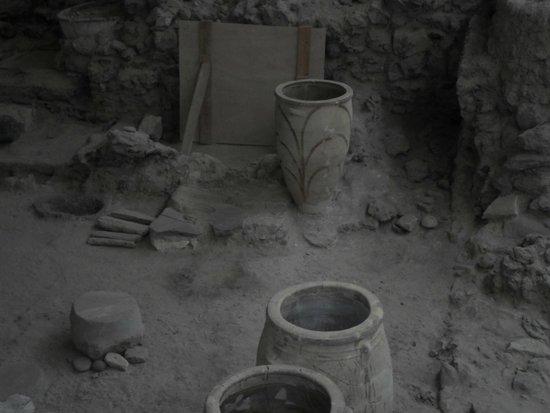Akrotiri Archaeological Site: Acrotiri Archeological site