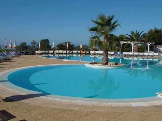 Club Cala Regina: piscine