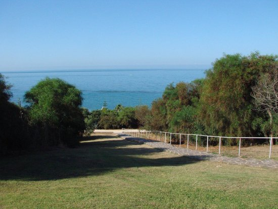 Club Marmara Cala Regina : accès plage