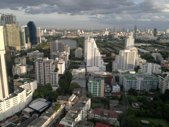 Sofitel Bangkok Sukhumvit: Skyline Bankok