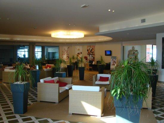 Club Marmara Cala Regina : hall d'accueil
