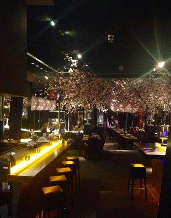 Inside bar picture of meerbar dusseldorf tripadvisor for Bar living montevideo