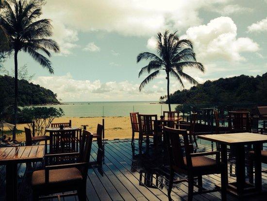 Anantara Layan PhuketResort: View from the restaurant