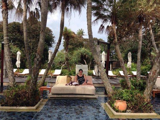 Anantara Mai Khao Phuket Villas: The main pool area