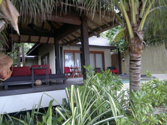 Anantara Rasananda Koh Phangan Villas : Ocean Pool Villa