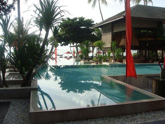 Anantara Rasananda Koh Phangan Villas : Hotelpool
