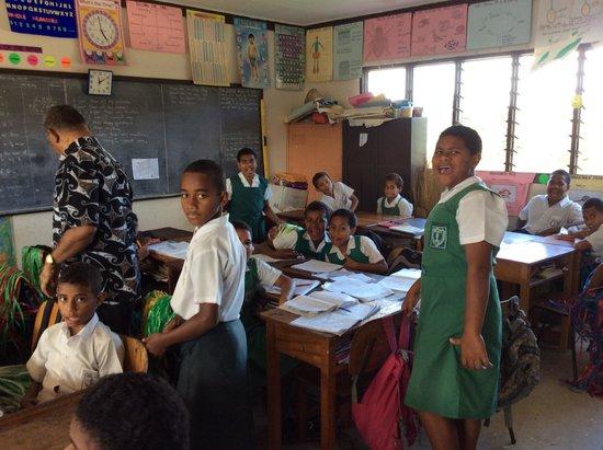 Coastal Inland Tours: Sigatoka Local Primary School