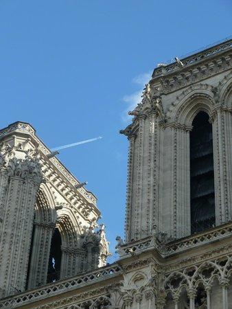Catedral de Notre Dame: Штрих двадцать первого столетия