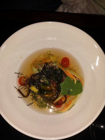 Pla Restaurant: Plat végétarien