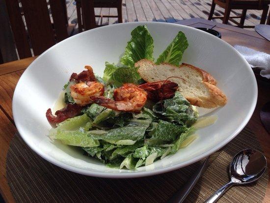Anantara Layan PhuketResort: My incredible Cesar salad :)