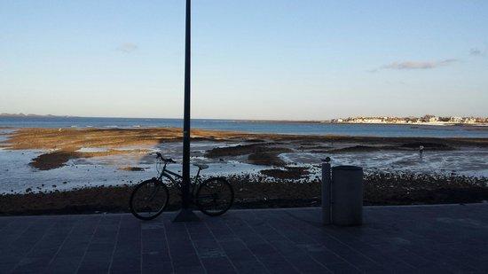 Hotel  Dunas Club: View from gordon lamsys