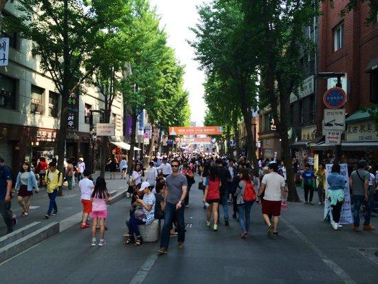 Insa-dong: Insadong Street