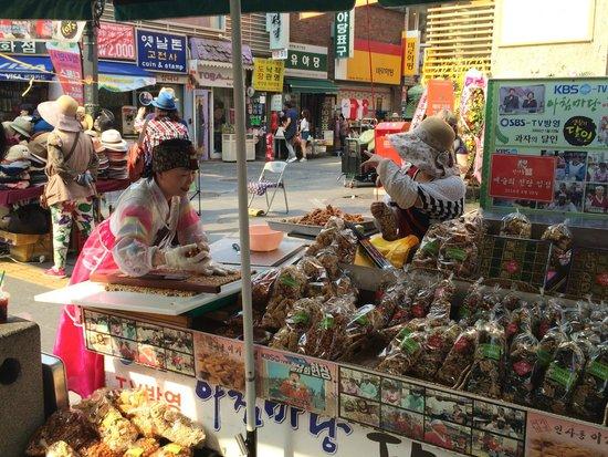 Insa-dong: Insadong Vendor