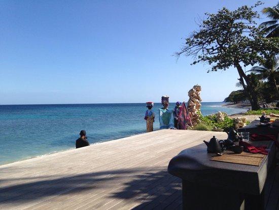 Qunci Villas Hotel: Morning at Qunci