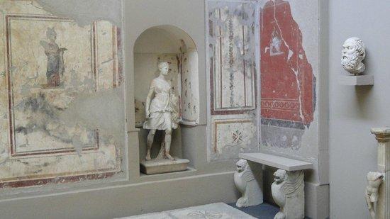Ephesus Museum: chambre de Socrate