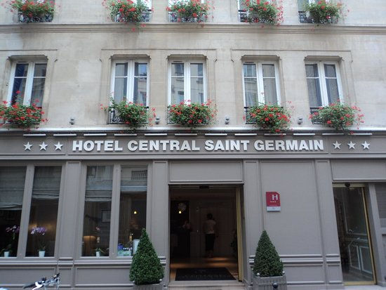 Hotel Central Saint Germain Paris France