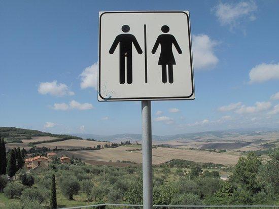La casa di Adelina Charming House: Monticchiello (Toscana - Val d'Orcia)