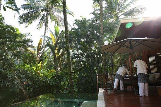 Four Seasons Resort Bali at Sayan: Every morning should begin this way